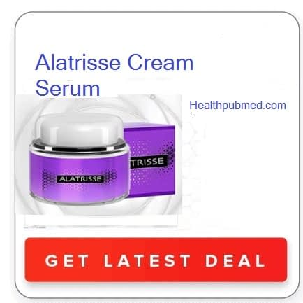 Alatrisse Cream Serum
