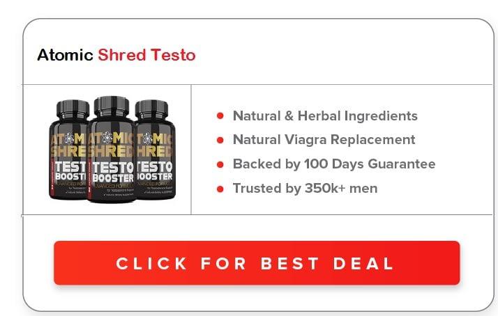 Atomic Shred Testo Reviews