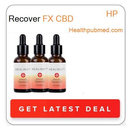 Recover FX CBD