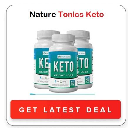 Nature Tonics Keto