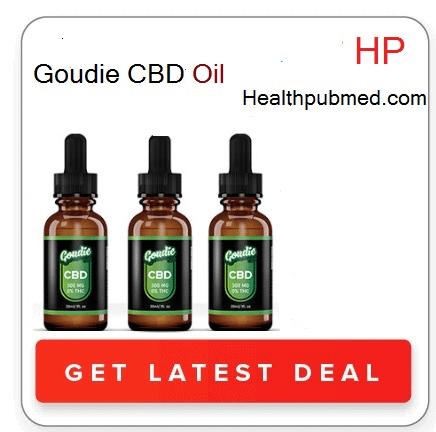 Goudie CBD Oil
