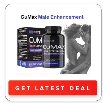 CuMax Male Enhancement