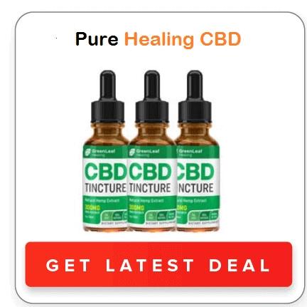 Pure Healing CBD