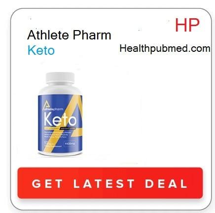 Athlete Pharm Keto Pills