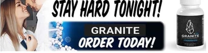 X100 Granite Male Enhancement