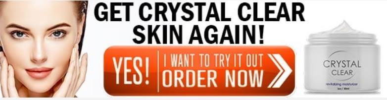 Crystal Clear Cream anti-aging formula