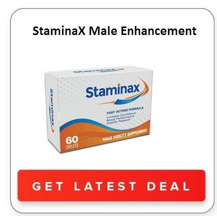 StaminaX Male Enhancement