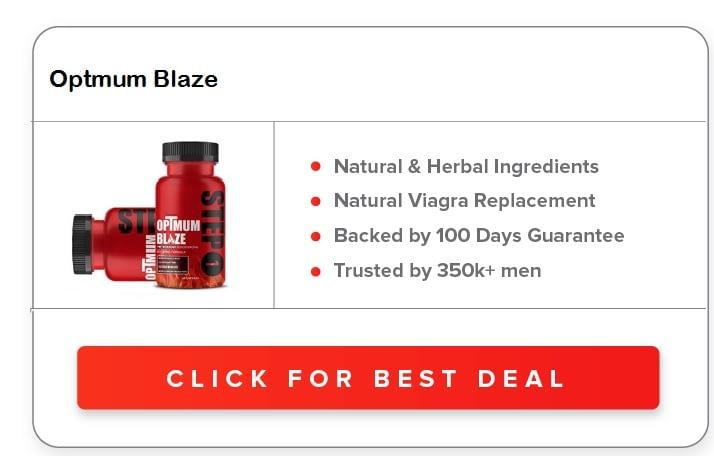 Optmum Blaze Muscle Pills