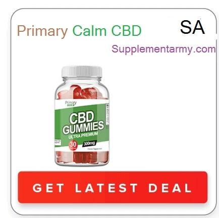 Primary Calm CBD