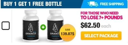 X100 Granite Pills