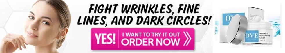 OVE SkinCare anti-aging cream