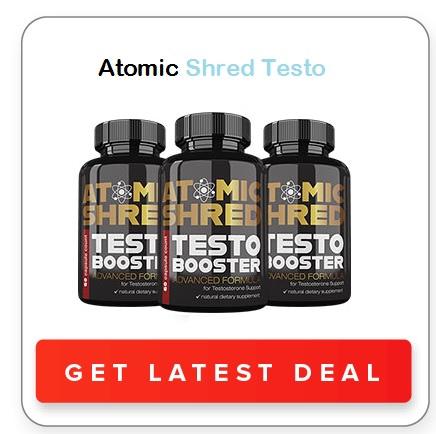 Atomic Shred Testo